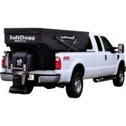 SaltDogg Pro Series Slide-In Salt/Sand Spreader, Poly/Stainless, 2 Cu. Yd. Capacity - PRO2000CH