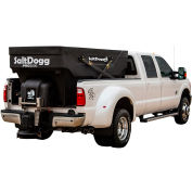 SaltDogg Pro Series Slide-In Salt/Sand Spreader, Poly/Stainless, 2.5 Cu. Yd. Capacity - PRO2500