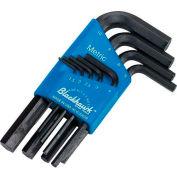 Blackhawk ZW-69 9 PC. 1.5MM-10MM Metric Standard Arm Hex Key Set