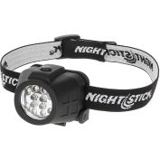 NightStick® NSP-4602B Dual LED Headlamp - 30 Lumens - Pkg Qty 4