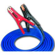 Bayco® toutes saisons câbles de démarrage SL-3006, 16' L cordon, bleu/noir, 6-PK, qté par paquet : 6