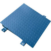 """Optima 750 Series Ramp For 4'x4' Pallet Scale, 40""""Wx48""""Lx4-1/2""""H, 10,000 lb Capacity"""