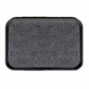 "Cambro 1418VC382 - Versa Camtray, Non-Skid, Pebbled Black, 14"" x 18"" - Pkg Qty 12"