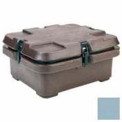 240MPC401 cambro - Camcarrier, pour taille alimentaire demi-godets, 16-1/2 x 13-7/8, empilement de cosses, bleu ardoise