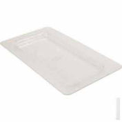Cambro 30CFC135 - ColdFest Food Pan Cover, 1/3 Size, Flat, Polycarbonate, Clear, NSF