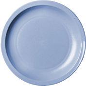 "Cambro 55CWNR401 - Plate Narrow Rim, 5 1/2"",  Slate Blue - Pkg Qty 48"