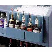 Cambro BAR54SR157 - Speed Rail 5-bottle Coffee Beige