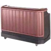 """Cambro BAR650DX194 - Portable Bar 67.5"""" Granite Sand"""