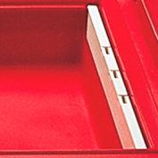 "Cambro DIV12148 - Divider Bar 12"", White - Pkg Qty 3"