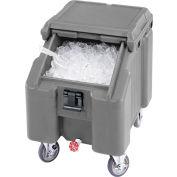 Cambro ICS100L4S191 - Ice Caddies, Granite Gray, 100 Lbs. Cap.