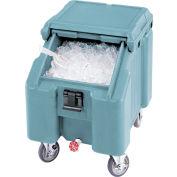 Cambro ICS100L4S401 - Ice Caddies, Slate Blue, 100 Lbs. Cap.
