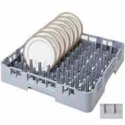 """cambro PR314151 - Camrack 9 x 9 Peg Rack Max 2-5/8"""". Hauteur NSF gris doux, qté par paquet : 6"""