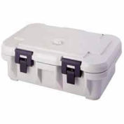 Cambro UPCS140480 - Camcarrier S-Series Pancarrier, Top Loading, Stackable, Speckled Gray
