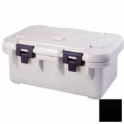 Cambro UPCS160110 - Camcarrier S-Series Pancarrier, Top Loading, 20 Qt., Stackable, Black