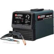 Campbell Hausfeld® WG309000AJ 120V MIG/Flux Welder with Dual Gauge Regulator, Wire & 2 Nozzles