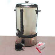 Classic Coffee Concepts SSU80-Coffee Percolator,80-Cup, Stainless Steel, 120V