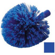 Carlisle Flo-Pac Round Duster With Soft Flagged PVC Bristles, Blue - 36340414 - Pkg Qty 12