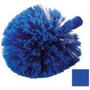 Carlisle Flo-Pac soies ronde Duster avec souples en PVC avec indicateur, Blue - 36340414, qté par paquet : 12
