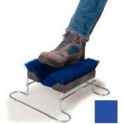 "Spectrum® Boot 'N Shoe Brush 14-3/4"" x 16-1/2"" Blue"
