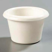 Carlisle 4312142 - Smooth Ramekin 1.5 Oz., Bone - Pkg Qty 48