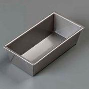 Carlisle 604144 - Steeluminum® Loaf Bread Pan 53.6 Oz. - Pkg Qty 12