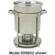 Carlisle 609651 - Standard Marmite 4 Qt., Stainless Steel