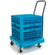 Carlisle C2236H14 - panier de lavage de la vaisselle Dolly, bleu