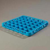 Carlisle RE3614 - Opticlean™ 36-Compartment Divided Glass Rack Extender, Carlisle Blue - Pkg Qty 6