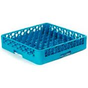 Carlisle RTP14 - Opticlean™ Tall Peg Plate & Tray Rack, Carlisle Blue - Pkg Qty 6