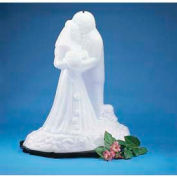 Carlisle SBG102 - Ice Sculptures™ Bride And Groom, White