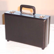 "Case Design Carrying Case 606 Series Lightweight Instrument Case 16""Lx11""Wx6""H, Black"