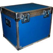 """Case Design Top Of The Line Supertrunk Foam Filled 847-26-FF - 28""""L x 24""""W x 20""""H, Blue"""