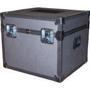 "Case Design Shipping Container 855-24 - 26""L x 24""W x 22""H, Black"