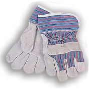 Split Leather Fitters Gloves - Standard - Ladies