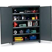 "Edsal Ultra-Capacity Vault Cabinet - 48X24X78"""
