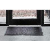 """Wearwell Shoe Scraper Rubber Entrance Mats - 36X60"""""""