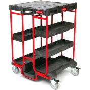 "Rubbermaid Ladder Cart - 42""H"