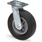 8 x 2 Rubber Swivel Caster