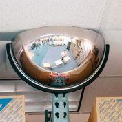 "Panoramic Dome Mirror - Half Dome - Acrylic - 32"""