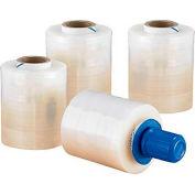 """Goodwrappers™ Banding Stretch Wrap, Fonte, Calibre 90, 5""""Wx1000'L, Clair, qté par paquet : 4"""