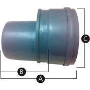 """InnoFlue® Eccentric Increaser ISEI0406, 4 to 6"""""""
