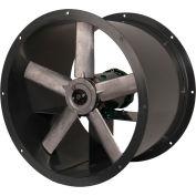 Continental Fan ADD42-5 Tube Axial Fan Direct Drive Three Phase 29000 CFM 5 HP