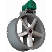 Entraînement de courroie ventilateur Axial ventilateur continental Tube AIB48-7-1/2 trois Phase 29000 HP CFM 7 1/2