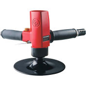 "Chicago Pneumatic CP7265S, 7"" Heavy Duty Vertical Sander, 5000 RPM, 3/8"" Hose ID, 1/4"" Air Intake"