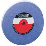 "CGW Abrasives 34481 AZ Cool Blue Surface Grinding Wheels 14"" 46 Grit Aluminum Oxide"