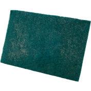 "CGW Abrasives 36284 Non-Woven Hand Pads 6""x9"" Medium Grit Aluminum Oxide - Pkg Qty 20"