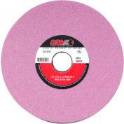 "CGW Abrasives 58006 Pink Surface Grinding Wheels 7"" 46 Grit Aluminum Oxide - Pkg Qty 10"