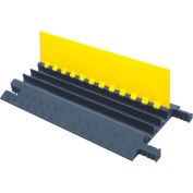 Protecteur de câbles à5 voiesCheckers Grip Guard®, GG5X125-Y/GRY