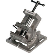 Palmgren 9611351 Cradle-Style Angle Vise, 4""