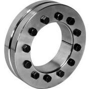 """Point culminant de métal, diamètre 11,42"""" Shrink Disc C733 série, C733M-165, Standard Duty M16 X 55"""
